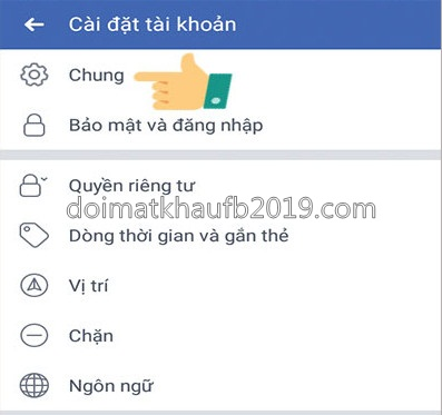 doi ten nick facebook 2019