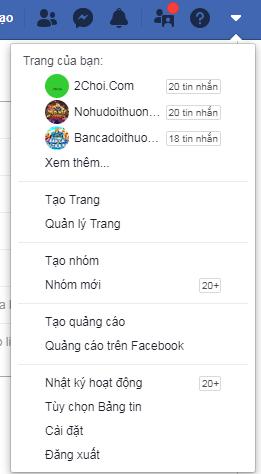 Doi ten dang nhap tai khoan facebook