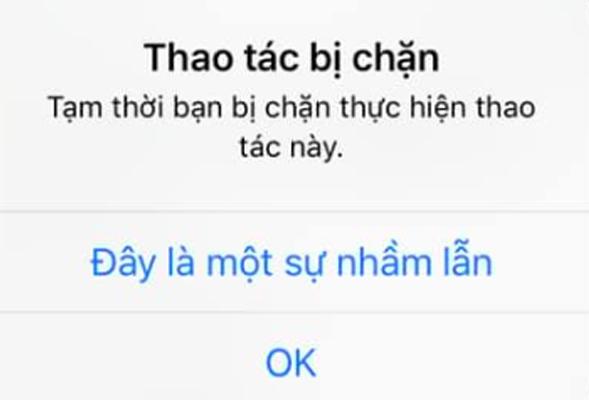 khac phuc fb bi chan like