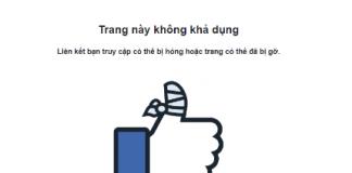 rip nick facebook 5s tren dien thoai