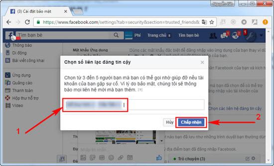 bảo vệ tài khoản facebook không bị rip