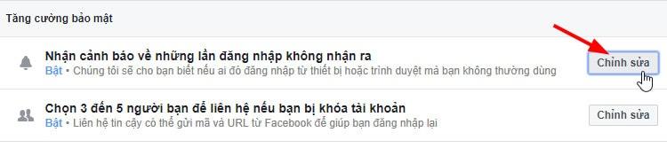 bảo vệ tài khoản facebook không bị hack