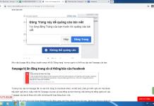 khắc phục fanpage facebook bị ẩn
