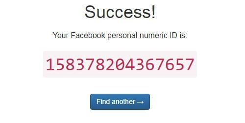 cach lay id facebook cua nguoi khac