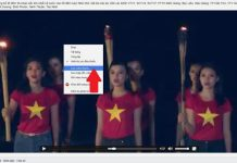 Cach tai video facebook ve may tinh 2019